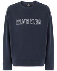 Calvin Klein Sweatshirt - Blau