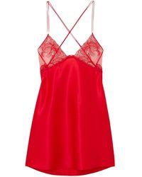 La Perla Combinación - Rojo