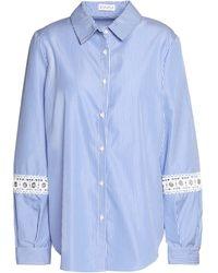 Claudie Pierlot - Shirt - Lyst