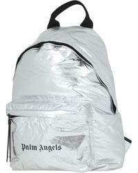 Palm Angels Mochila - Metálico