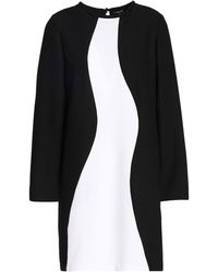 Raoul Short Dress - Black