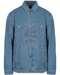 Etudes Studio - Capospalla jeans - Lyst