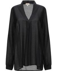 Her Shirt Blouse - Black