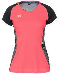 Arena T-shirt - Pink