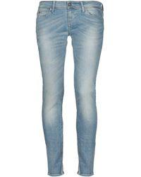 Meltin' Pot Denim Trousers - Blue