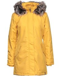 ONLY Coat - Yellow