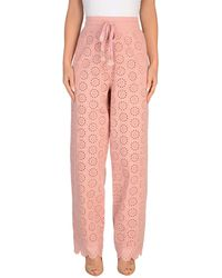 Fenty Casual Trousers - Pink