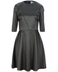 AT.P.CO Vestito corto - Nero