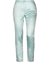 Femme By Michele Rossi - Pantalones - Lyst