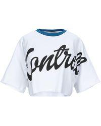 Kappa Kontroll T-shirt - White