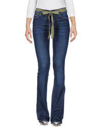 Twin Set Pantaloni jeans - Blu