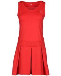 Le Coq Sportif - Short Dress - Lyst