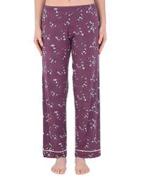 Eberjey Pyjama - Lila