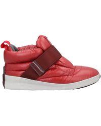 Sorel Sneakers & Tennis montantes - Rouge