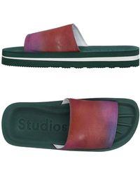 Acne Studios Slippers - Multicolour