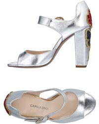 Camilla Elphick - Sandals - Lyst