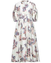 Vivetta Midi Dress - Multicolor