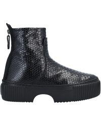 Agl Attilio Giusti Leombruni Ankle Boots - Black