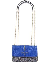 Patrizia Pepe Shoulder Bag - Blue
