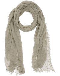 Armani Jeans Scarf - Gray