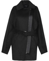 Armani Jeans Coat - Black