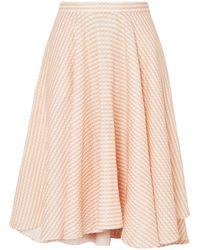 Miguelina 3/4 Length Skirt - Multicolour