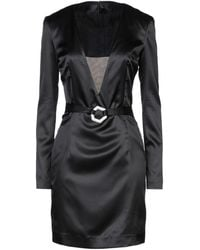 Philipp Plein Short Dress - Black