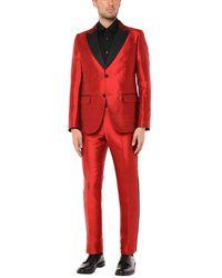 Gucci Traje - Rojo