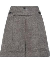 Sportmax Shorts & Bermuda Shorts - Brown