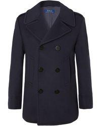 Polo Ralph Lauren Coat - Blue