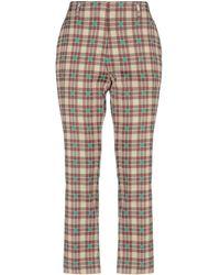 Dries Van Noten Casual Pants - Natural