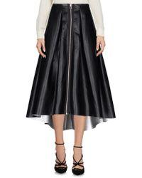 Urbancode - 3/4 Length Skirt - Lyst