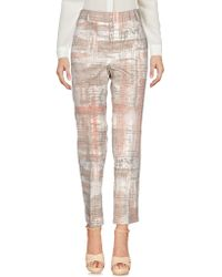 Cappellini By Peserico - Casual Pants - Lyst