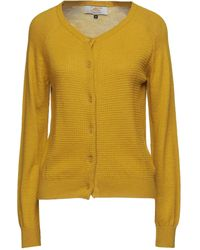 Le Mont St Michel Cardigan - Yellow