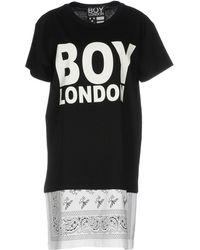BOY London - Short Dress - Lyst
