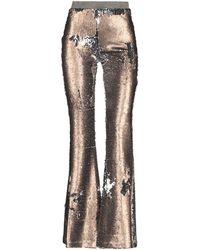 Black Coral Trousers - Multicolour