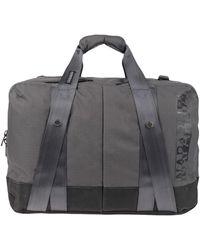 Napapijri Work Bags - Gray