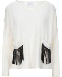Soallure Pullover - Bianco