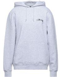 Stussy Sweatshirt - Grey