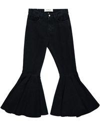 Roy Rogers Denim Trousers - Black