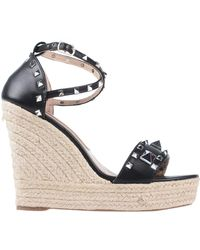 Sexy Woman Espadrilles - Black