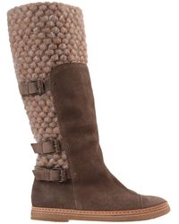 Buttero Boots - Brown