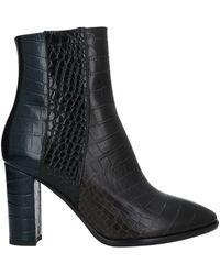 Pollini Ankle Boots - Black