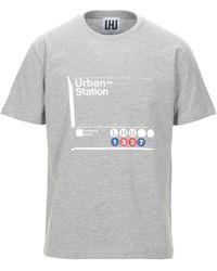 LHU URBAN T-shirt - Gray
