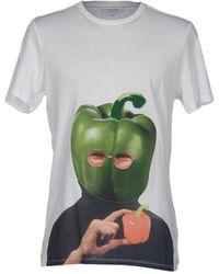 Les Benjamins T-shirt - Blanc