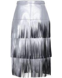 Karl Lagerfeld 3/4 Length Skirt - Multicolor