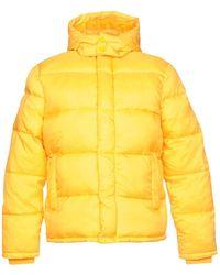 Berna Down Jacket - Yellow