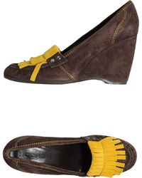 Hogan Wedge - Yellow