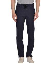 Giorgio Armani Casual Pants - Blue