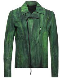 Premiata Jacket - Green